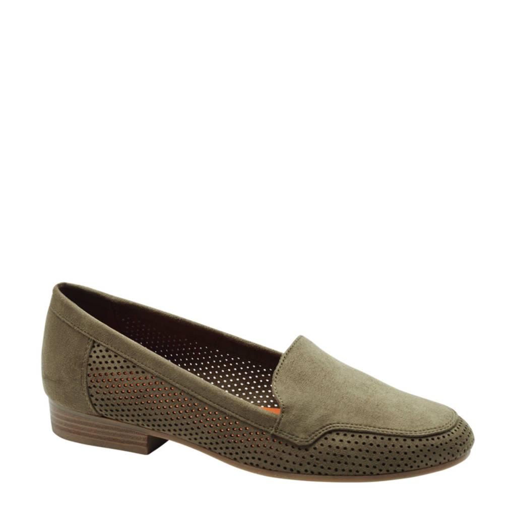Graceland   loafers donkergroen, Groen