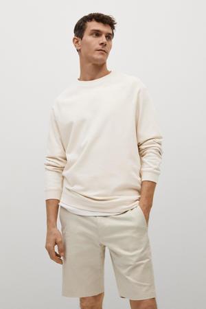 sweater lichtbeige