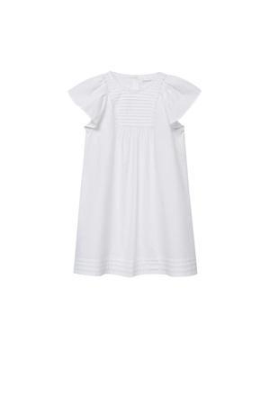 nachthemd naturel wit
