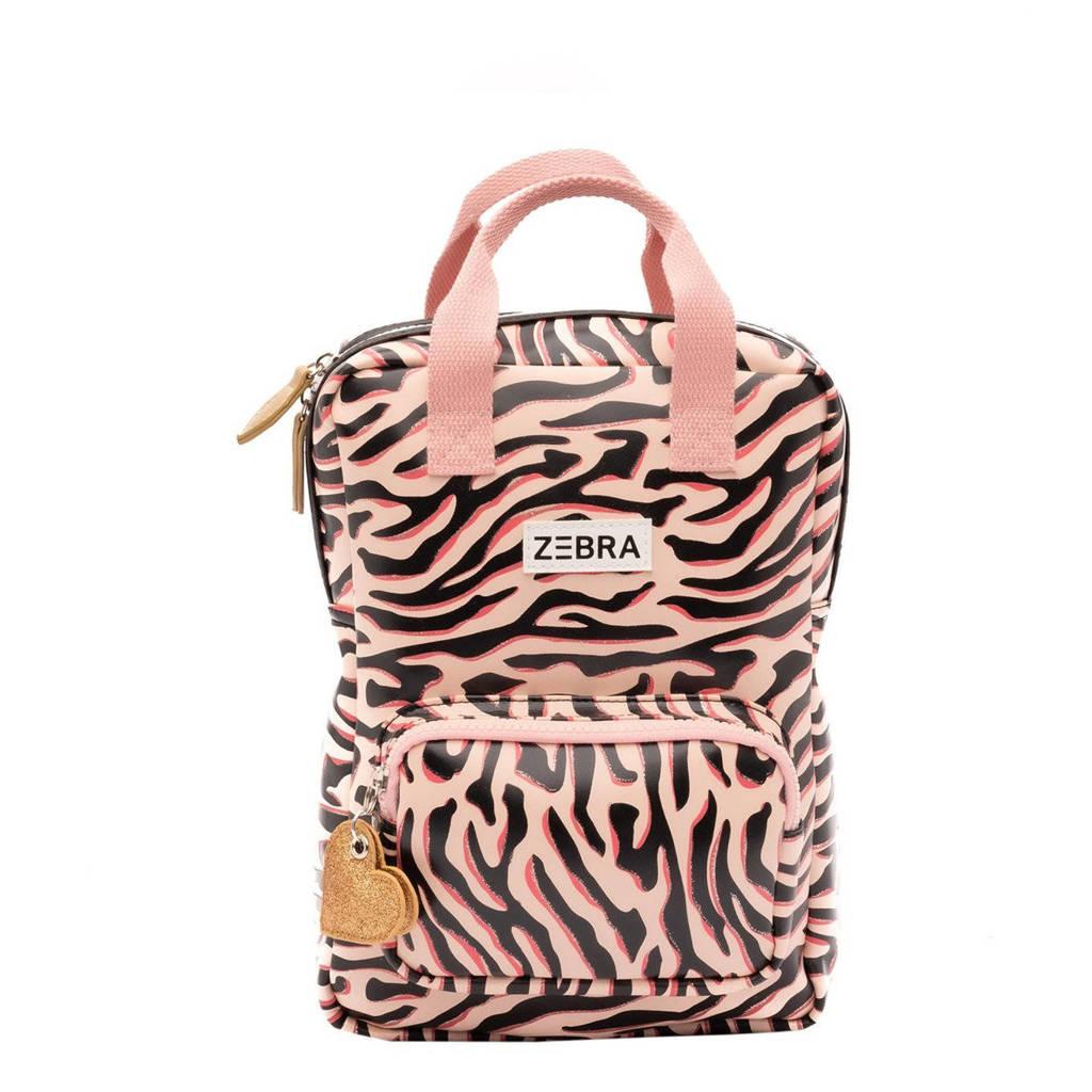 Zebra Trends  rugzak Zebra Stripes S roze, Roze