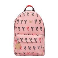 Zebra Trends  rugzak Lobster M roze, Roze