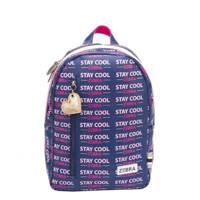 Zebra Trends  rugzak Stay Cool M blauw, Blauw