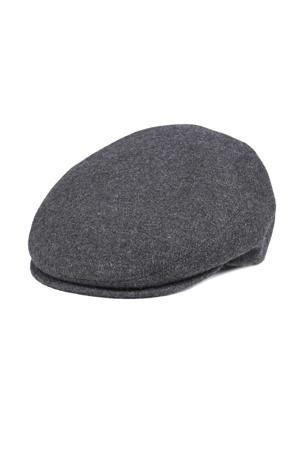 flatcap donkergrijs