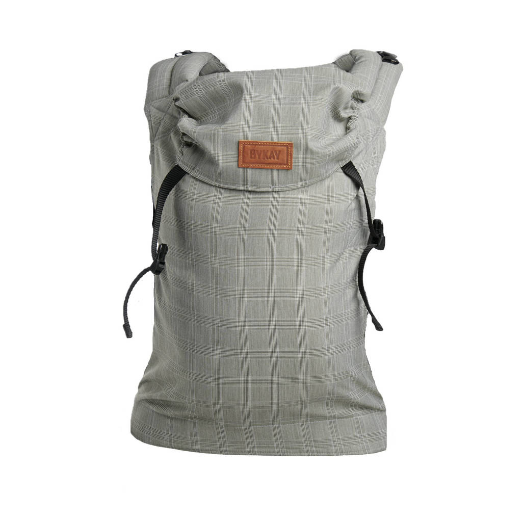 ByKay Click Carrier Classic draagzak Summer Plaid