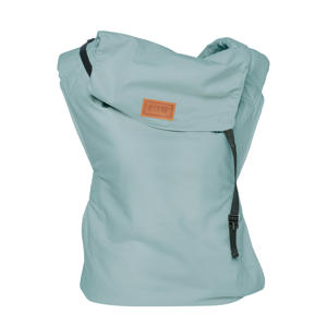Click Carrier Classic draagzak Minty Grey