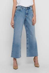 ONLY high waist loose fit jeans ONLSONNY lichtblauw, Lichtblauw