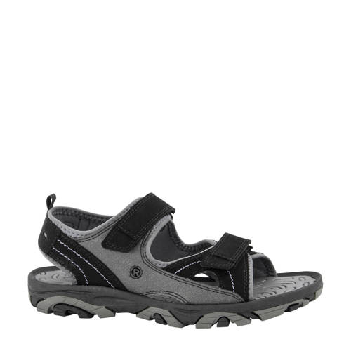 Vty sandalen zwart/grijs