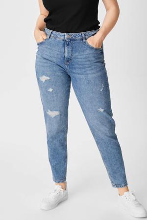 regular fit jeans lichtblauw
