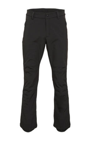 softshell skibroek Erding zwart