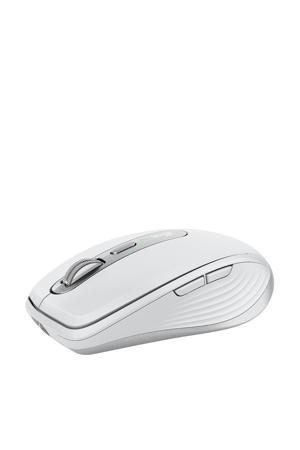 MX Anywhere 3 - muis geschikt voor Mac (Grijs)