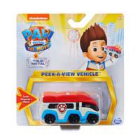 Paw Patrol  The Movie True Metal Peek-a-View Vehicle, Meerkleurig