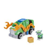 Paw Patrol  The Movie Deluxe Basic Vehicle - Rocky, Meerkleurig