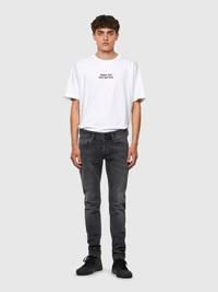 Diesel skinny jeans SLEENKER-X 02 black denim, 02 Black Denim