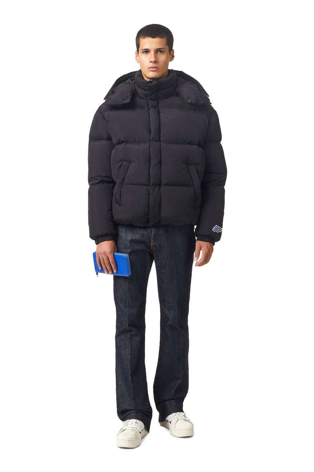 Diesel  jas W-ROLF 9xx black, 9XX Black