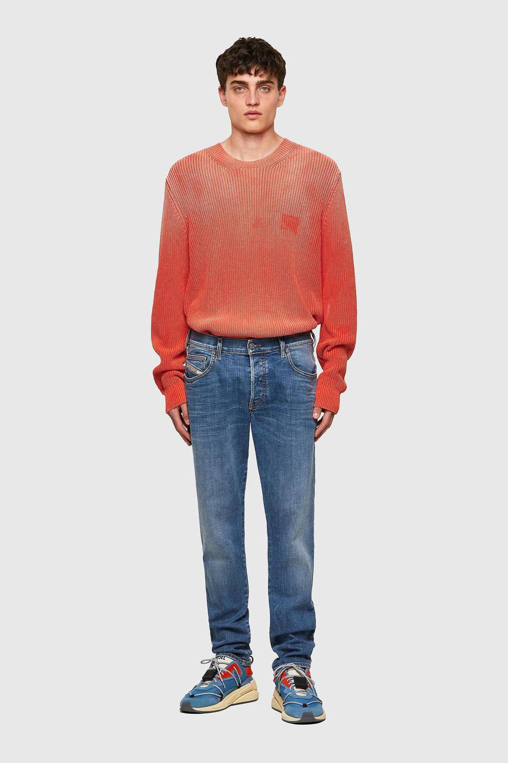 Diesel tapered fit jeans D-YENNOX 01 denim, 01 Denim