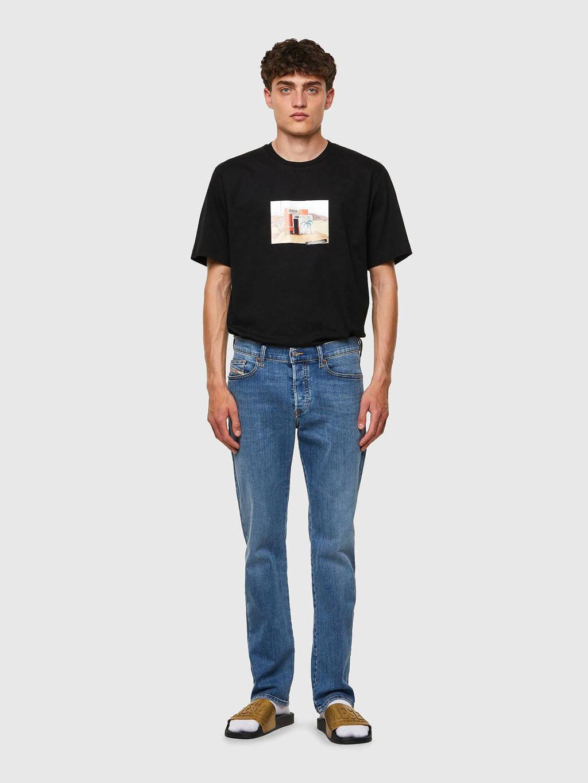 Diesel straight fit jeans D-MIHTRY 01 denim, 01 Denim