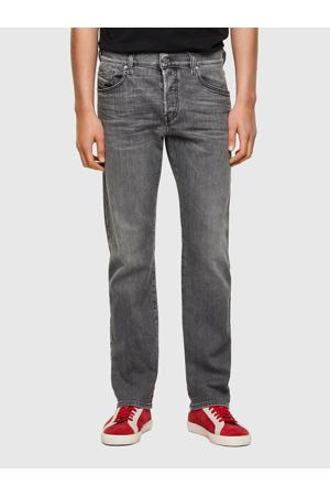 straight fit jeans D-MIHTRY black denim