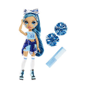 Cheer Doll Skyler Bradshaw Blue