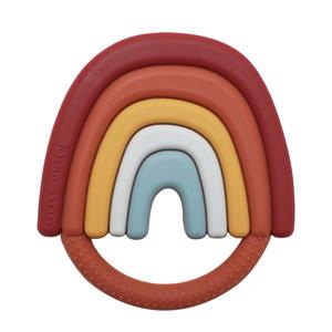 Silicone Rainbow Teether