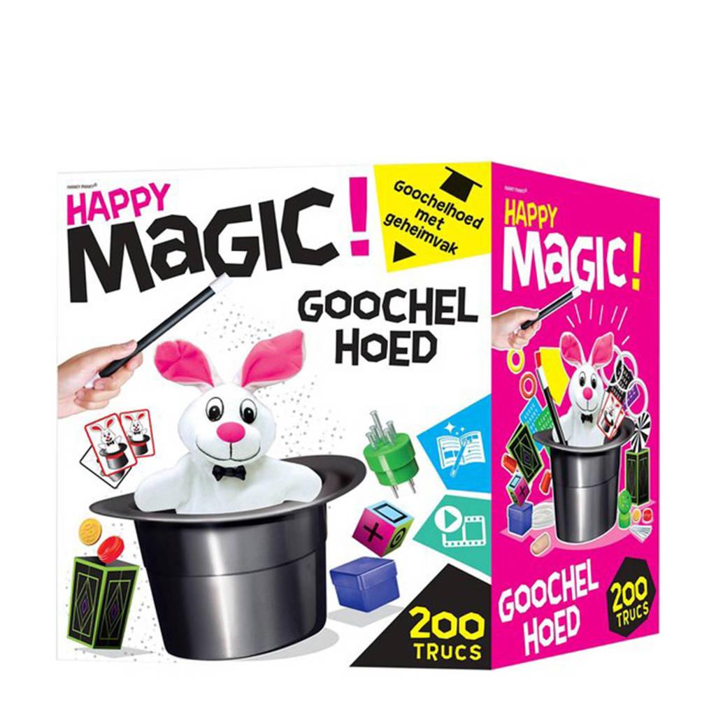 Hanky Panky Toys  Happy Magic Hoed 200 Trucs