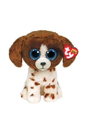 Beanie Buddy Muddles Dog 24cm knuffel 22 cm