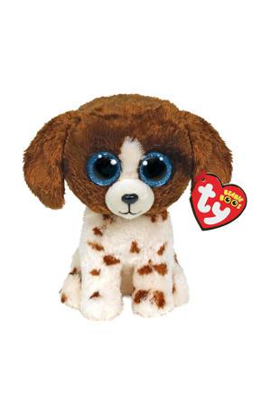 Beanie Boo's Muddles Dog 15cm knuffel 15 cm