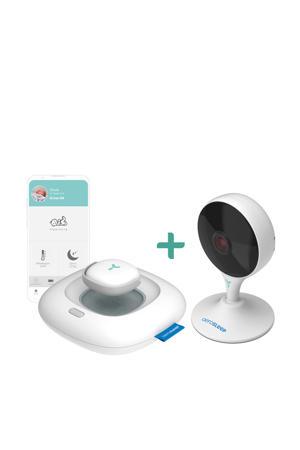 Oyo combi Smart Baby Monitor + WIFI camera