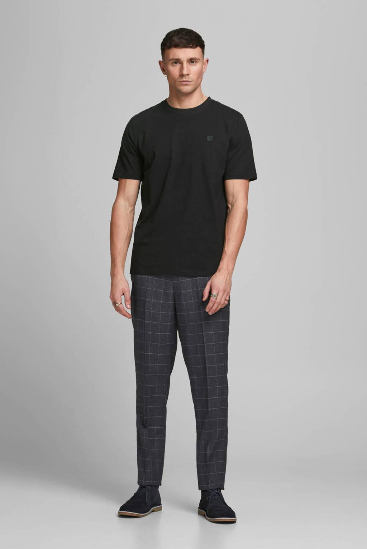 JACK & JONES PREMIUM T-shirt JPRBLASTUDIO zwart, Zwart