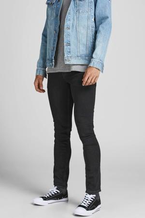skinny jeans JJILIAM JJORIGINAL black denim