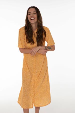 blousejurk Omsk geel