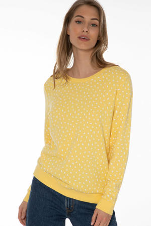 sweater Ome geel