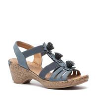 Scapino Blue Box   sandalettes blauw, Blauw