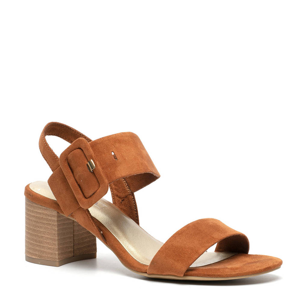 Scapino Nova   sandalettes bruin, Bruin