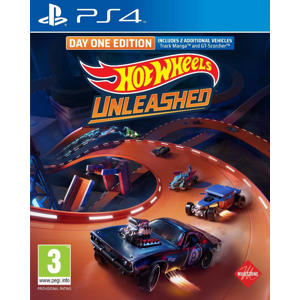 Hot Wheels unleashed - Day one edition  (PlayStation 4)