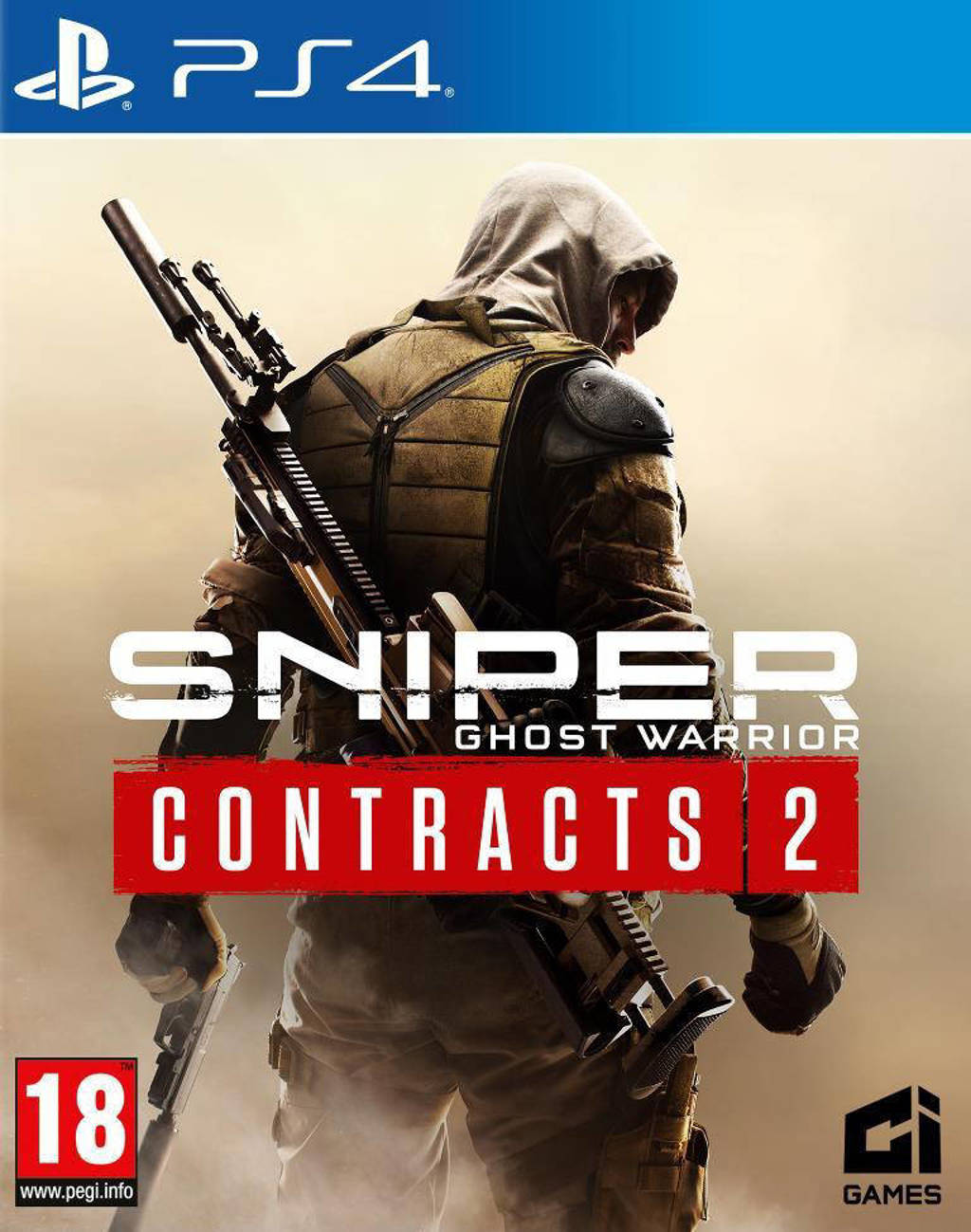 Sniper Ghost Warrior - Contracts 2 (PlayStation 4)