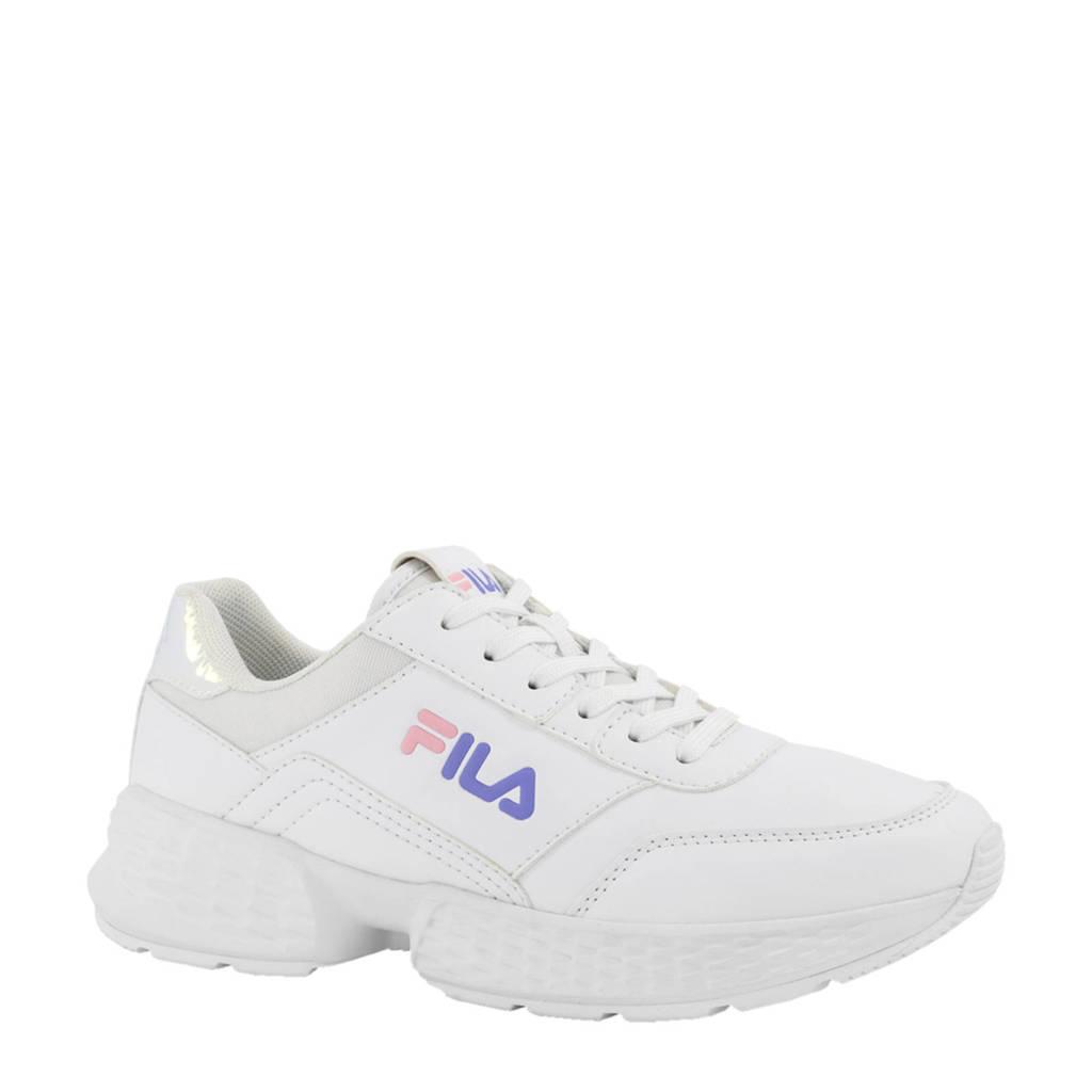 Fila   sneakers wit, Roze/wit