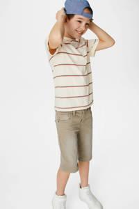 C&A smart with style gestreept T-shirt ecru, Ecru