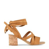 PS Poelman Nicka  sandalettes bruin, Bruin