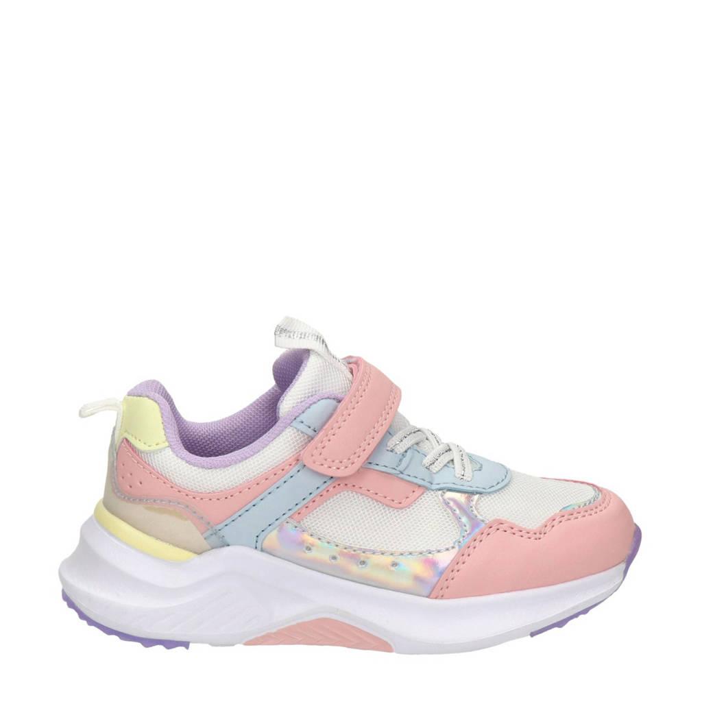 Nelson Kids   sneakers lichtroze/multi, Lichtroze/multi