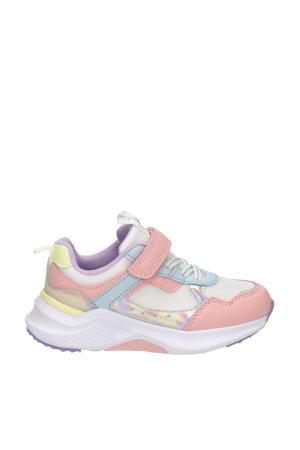 sneakers lichtroze/multi