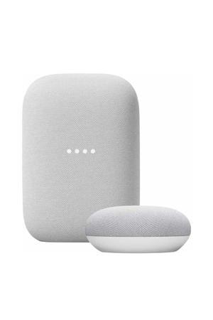 Nest Audio + Nest Mini  (wit)