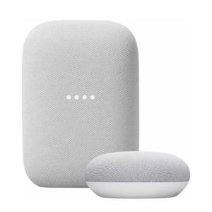 Audio + Nest Mini (wit)