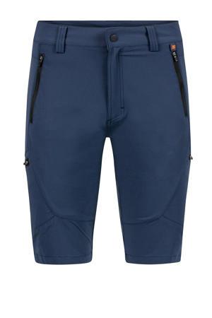 korte outdoor broek Lionel donkerblauw