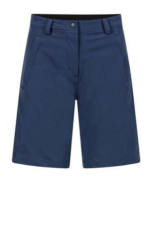 korte outdoor broek Lore donkerblauw