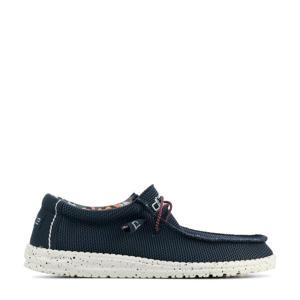 Wally Sox  bootschoenen donkerblauw