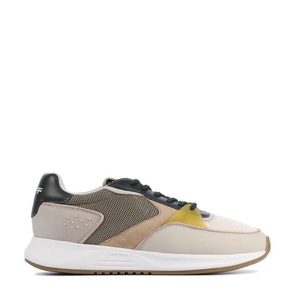 HOFF East Village  leren sneakers beige/multi, Beige/multi
