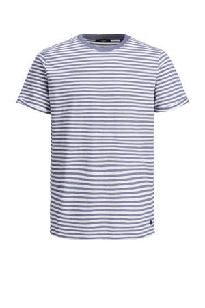 gestreept T-shirt Blabeach atlantic blue
