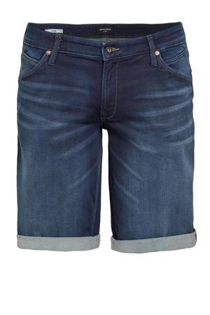 regular fit short Rex Long Plus Size blauw