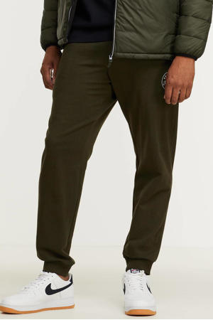 regular fit broek Gordon Shark Plus Size groen