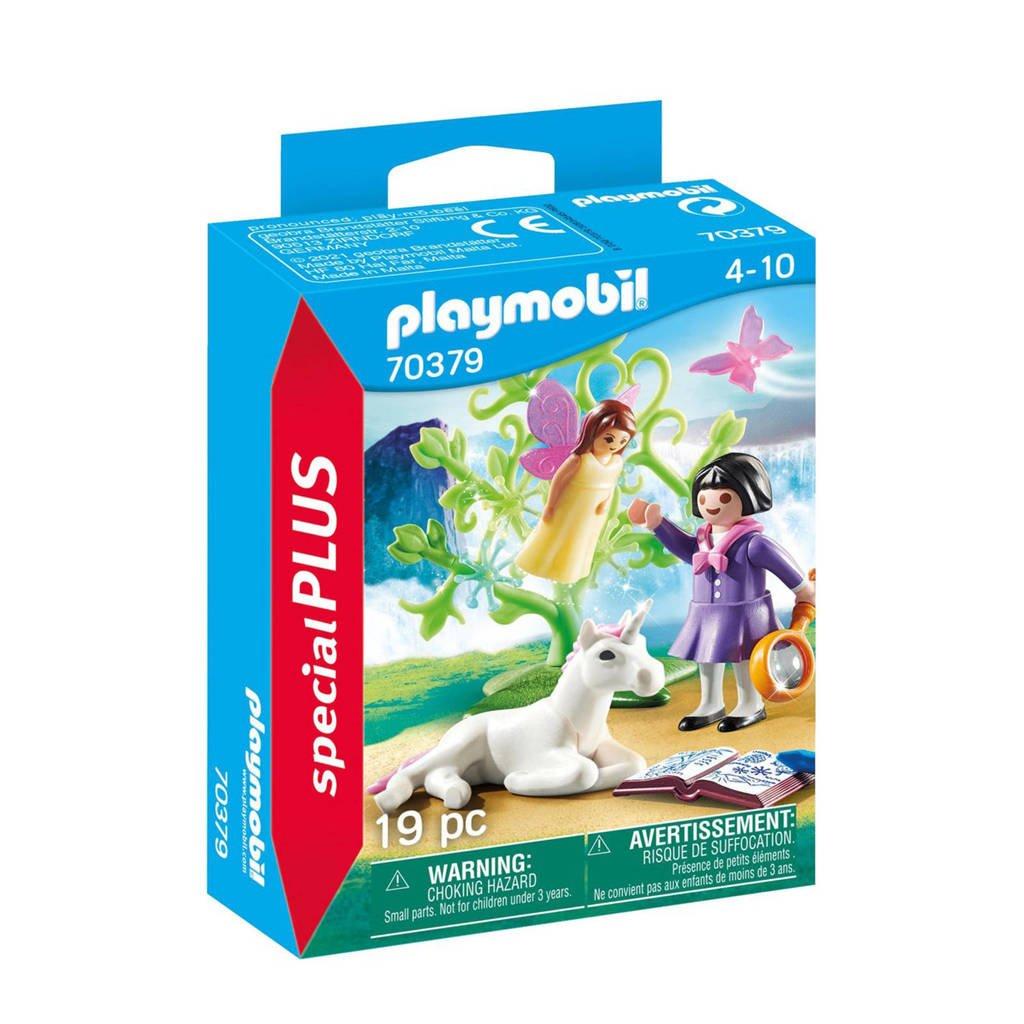 Playmobil Special Plus  Feeënonderzoeker 70379
